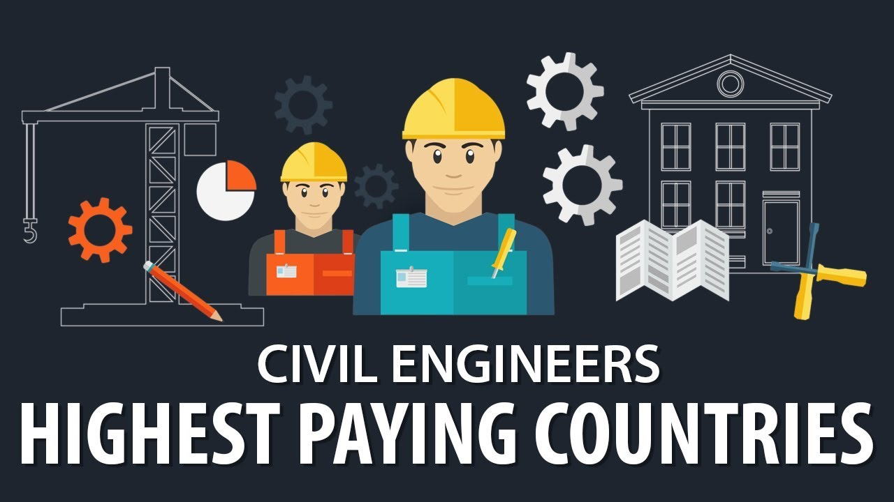 Highest Paying Countries For Civil Engineer