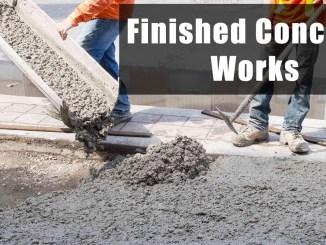 Concrete Works
