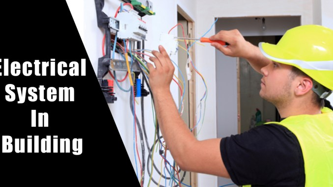 Electrical System In Building, House Wiring Cost In India