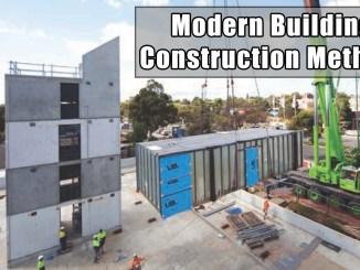 Modern Building Construction Methods