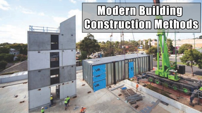 Modern Building Construction Methods