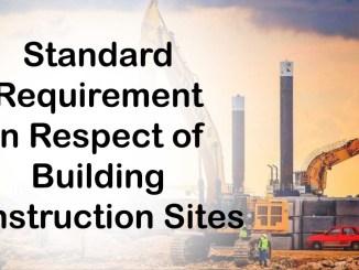 Building Construction Sites