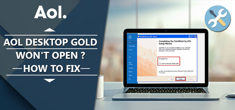 AOL-gold-wont-open