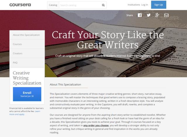 English with Creative Writing BA