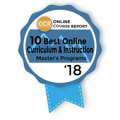 The 10 Best Online Masters In Curriculum And Instruction Degree