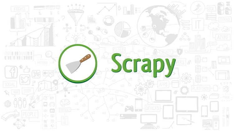 Scrapy bootcamp: scraping data from internet