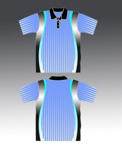 Blueline Sublimated Clothing Online in USA