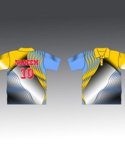 Greyyellow Sublimated Clothing Online in USA