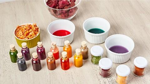 Pastelería Saludable: Prepara tus Propios Ingredientes Base