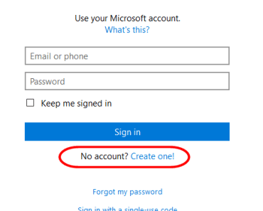 Hotmail Registration
