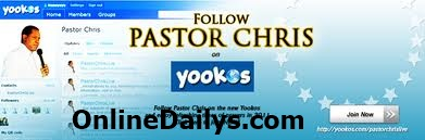 Yookos Registration page