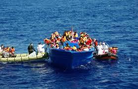 500 migrants died in the Mediterranean Sea 1