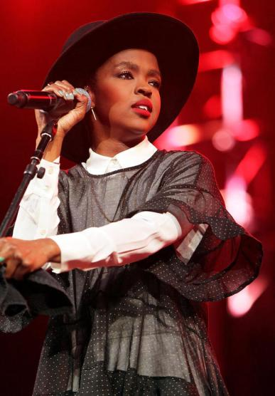 Lauryn Hill Hip-Hop,s 20 Most Succesful Female MCs 2014 image