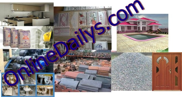 Building materials list and cost of building materials in for Materials to build a house list