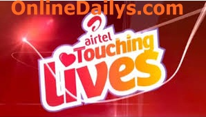 Airtel Touching Lives Registration Guideline
