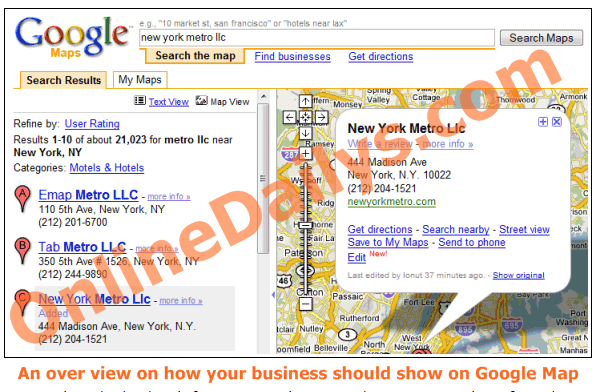 How to Register a Business on Google Maps