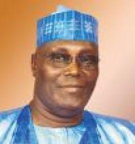Nigeria former Vice President, Alhaji Atiku Abubakar
