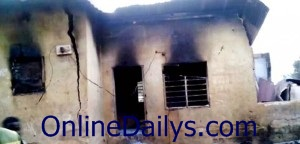 Fire Burns A Family of 7 To Death