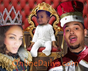 Chris Brown's baby girl