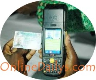 INEC Card Reader