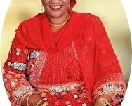 Aisha Alhassan - First Female Governor in Nigeria