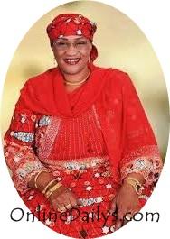 Aisha Alhassan - First Female Governor in Nigeria