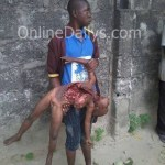 PHOTOS: 16yr old kills 4yr old boy in Lagos | Breaking News