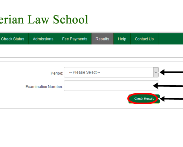 Nigerian Law School 2015 Bar II Results Checking