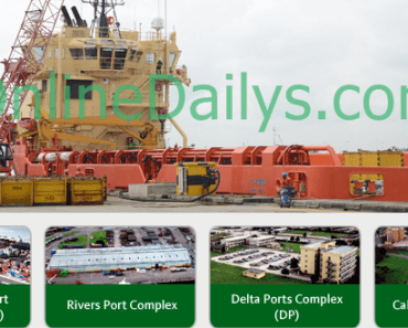 Nigerian Ports Authority 2015 Recruitment Form