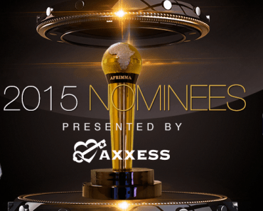 Nominees List for 2015 AFRIMMA Award