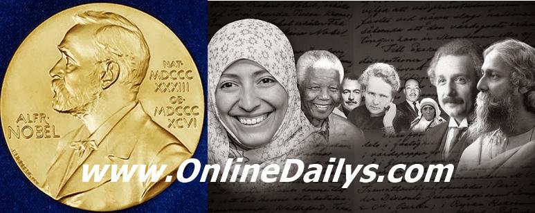All Nobel Prize Winners