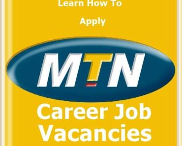 Job Vacancies in MTN Nigeria