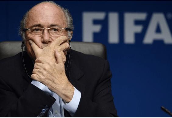 Sepp Blatter banned for 90days