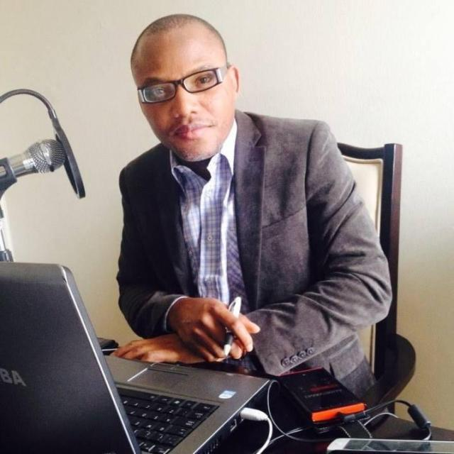 Nnamdi Kanu's Biography