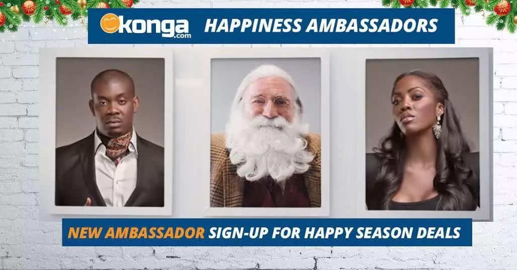 see the Konga.com Sign New Ambassador