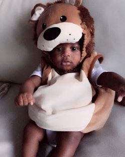 Photo of Tiwa Savage's son
