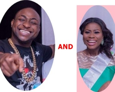 Davido and his baby-mama Sophia