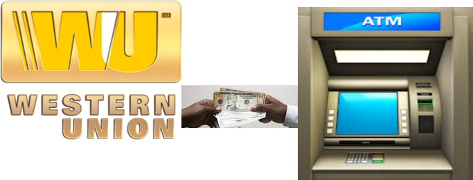 How To Receive Western Union funds via GTBank ATM  - Picture