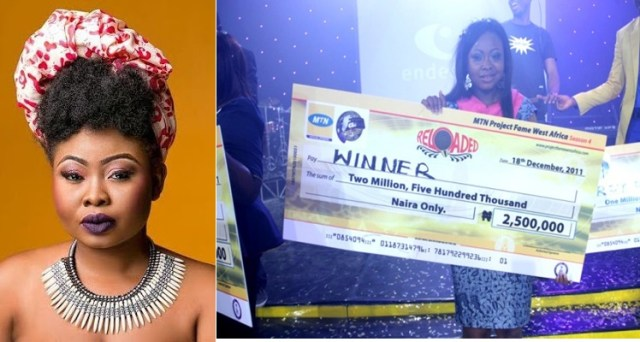 MTN Project Fame West Africa 2011 Winner - Monica Ogah
