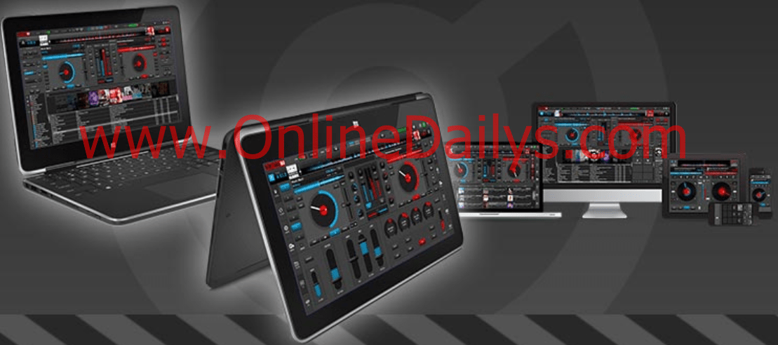 virtual dj mixer for android phone