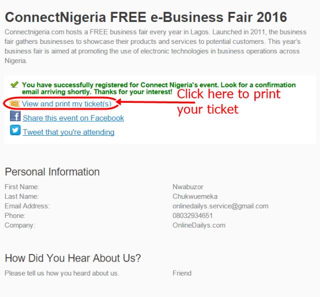 2016 Free e-Business Summit