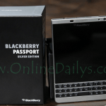 How to Participate to Win BlackBerry Passport Phone