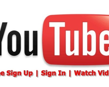 Youtube Sign Up Account logo