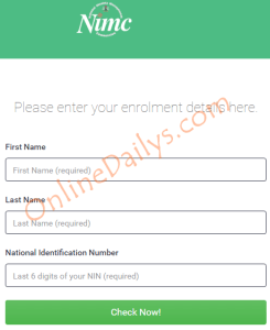Online Check for New Original National eID Card Status Here
