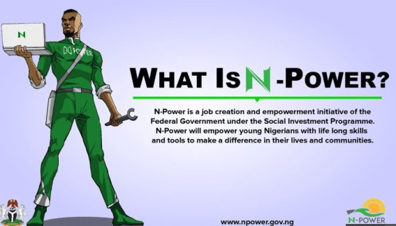 About N-Power Job Creation