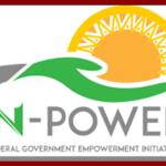 N-Power Online Job Application Portal @ NPower.gov.ng | Graduates & Non-graduates