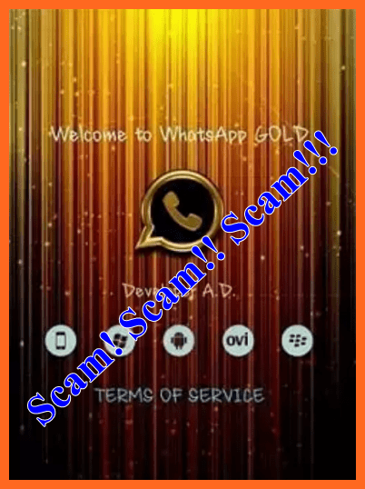 Whatsapp Gold 4.0 Scam Review - What is Whatsapp Gold