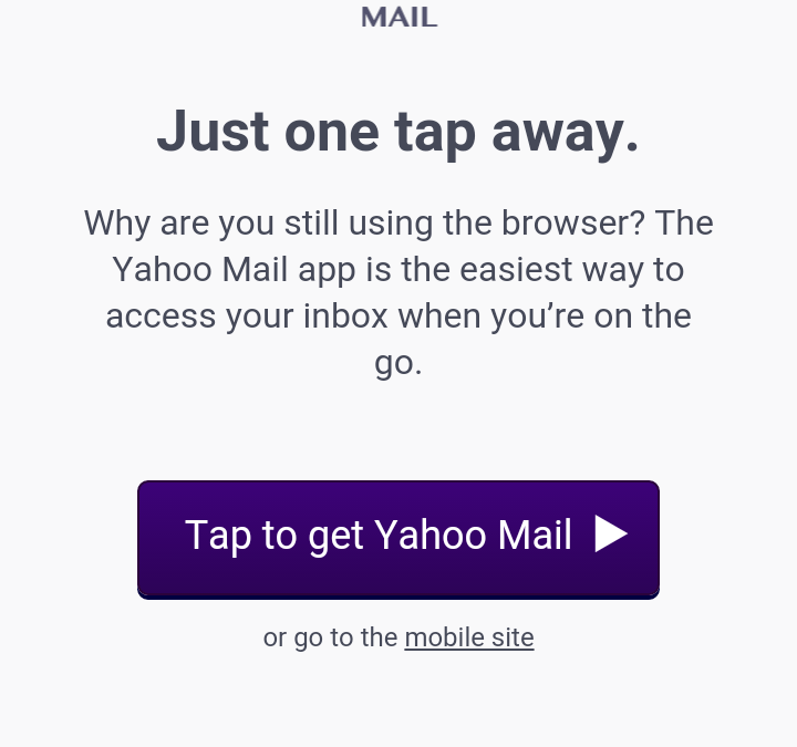 Yahoo Mail Sign Up Using Mobile Phone – Yahoo Mail Create Account