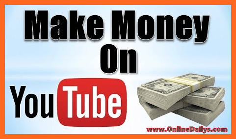 How to Make Money from Youtube Video Account