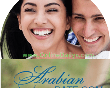 Arabian Dating Site Sign Up logo